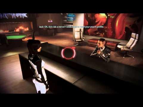 Mass Effect 3 - All Conversations W/Miranda Energetic Party(Citadel DLC)