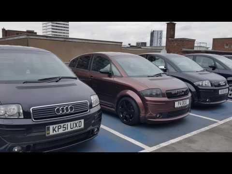 Audi A2 - AA2OG - Facebook ICE BREAKER