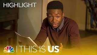 Randall's Biggest Influences - This Is Us (Episode Highlight - Presented by Chevrolet)