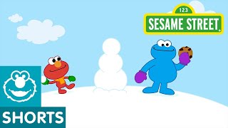 Sesame Street: Snowball Cookie Chase | Me Want Cookie #9