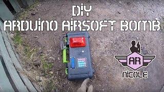 DIY: arduino airsoft bomb | tutorial ENG/SPANISH