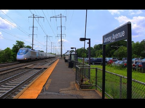 NEC Action at Jersey Avenue 6/30/2015: ACS-64's, Acela's, ME-2 & Other Catches!