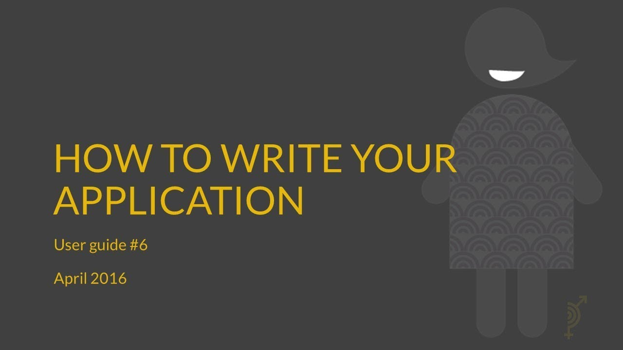 User Guide #6 - How to Write Your Application | AmplifyChange ...