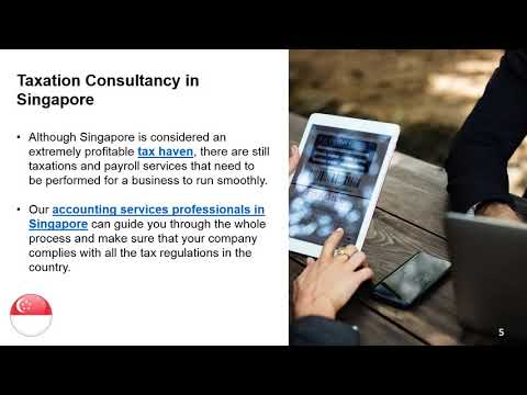 Financial Consulting Service in Singapore