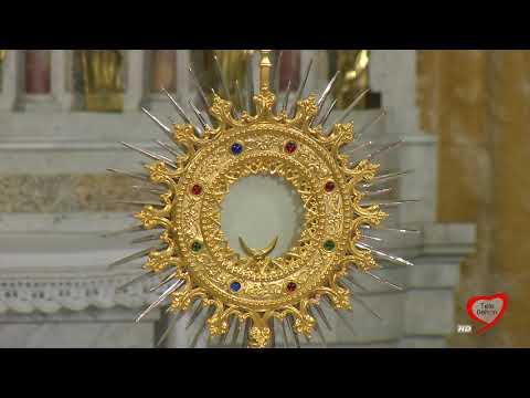 Con il Dio della Vita... Adorazione Eucaristica - 18 Giugno 2020