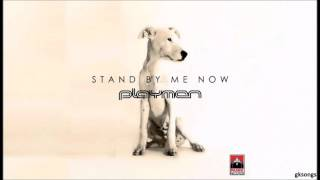 PLAYMEN ft. Christos Mastoras - Stand By Me Now στίχοι | lyrics