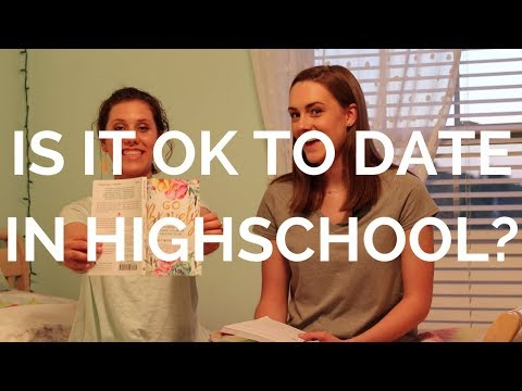 Dating In Highschool - A Catholic Girl's Perspective