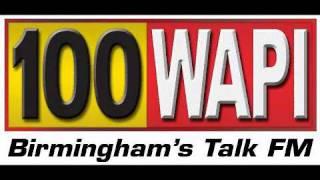 Jim Stefkovich on 100 WAPI Birmingham - April 27, 2011