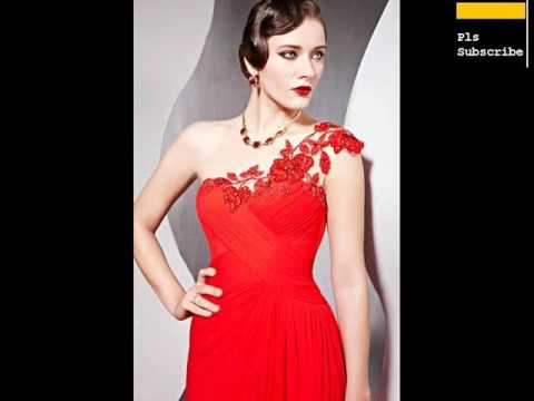 Red Prom Dresses Red Formal Dresses  Red Evening Dresses Ideas ...