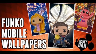 FUNKO Mobile Wallpapers Video! Just Screenshot & Use! Featuring Disney, Star Wars, Marvel & More!