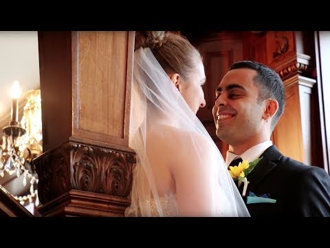 Gorgeous Rainy Wedding Day at Loose Mansion in Kansas City