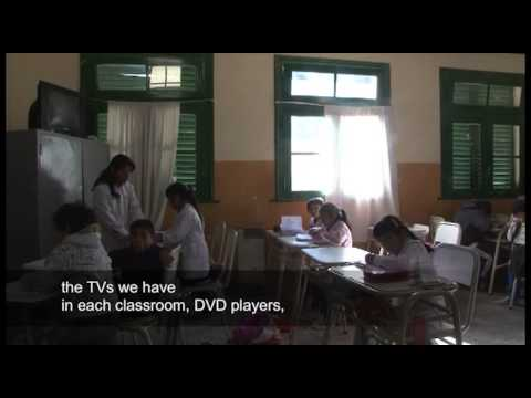 Rural education in Argentina