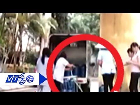 Bệnh viện Tâm thần TW1 cho bệnh nhân uống nước lã? | VTC
