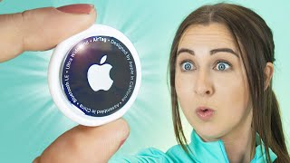 Apple AirTags   TIPS TRICKS & HIDDEN FEATURES!!