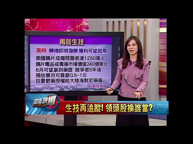 【股市現場-非凡商業台鄭明娟主持】20180416part.8(阮蕙慈)