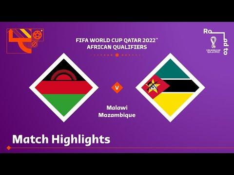 Malawi v Mozambique | FIFA World Cup Qatar 2022 Qualifier | Match Highlights