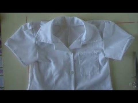 104af074e8075 Camisa Escolar - YouTube