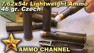 (13.8 MB) 7.62x54r Czech 46 gr featherweight ammo Mp3