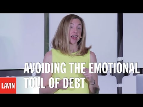 Elizabeth Dunn: Avoiding the Emotional Toll of Debt