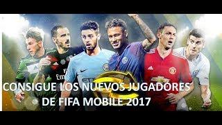 Fifa Mobile Neymar  Grl 100 !!CONSIGUE LOS JUGADORES TRANSFER 2017