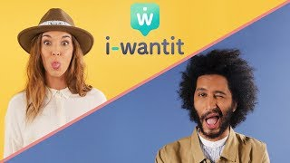 I-WantIt Google Play Store promo video