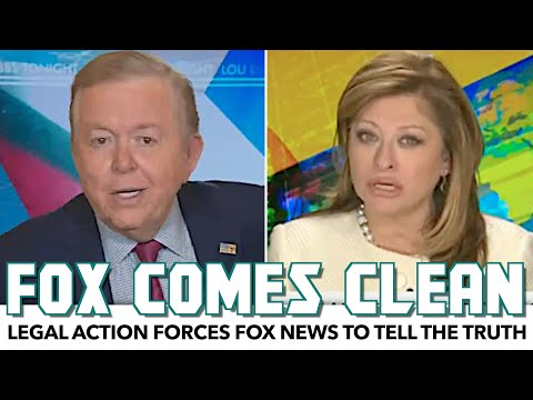 Legal Threat Forces Fox News To Tell The Truth