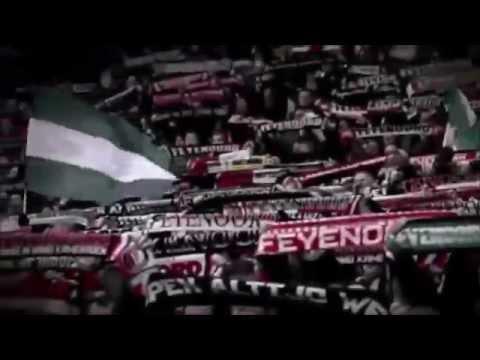 Feyenoord Rotterdam - intense atmosphere