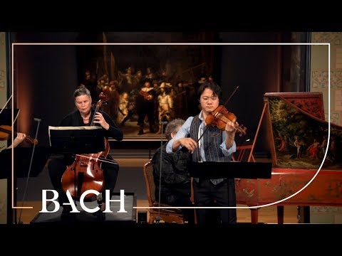 Bach - Violin Concerto in D minor BWV 1052R - Sato | Netherlands Bach Society