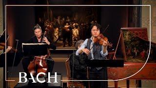Bach - Violin Concerto in D minor BWV 1052R - Sato | Netherlands Bach Society
