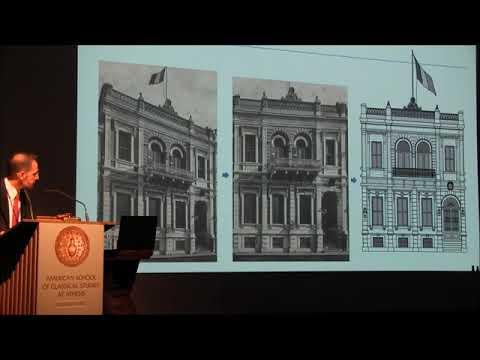 Achilleas Chatziconstantinou book presentation: The Smyrna Quay, LHF Conference, Athens