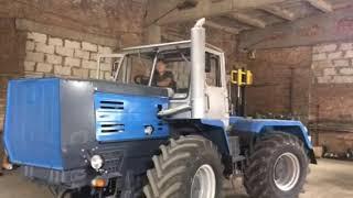 Капитальный ремонт трактора ХТЗ Т-150