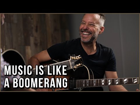 Music Is Like A Boomerang