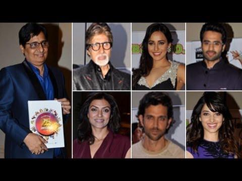 Bollywood celebs @ Vashu Bhagnani's 25th CELEBRATION BASH