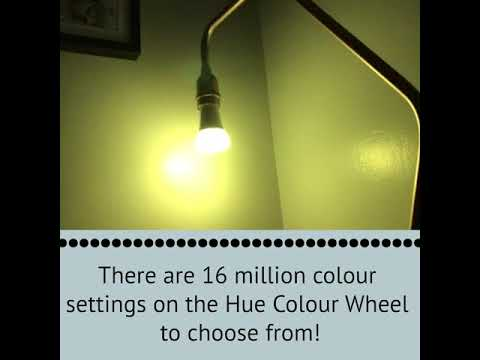 Philips Hue Wireless Lighting - Review