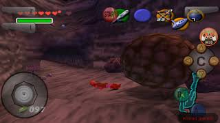 The legend of Zelda ocarina of time(templo del fuego)