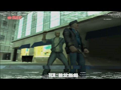 Manhunt - Scene #15 - Press Coverage (Hardcore Difficulty)
