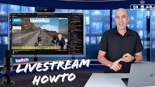 How To Livestream Your Indoor Ride // Online Streaming Basics screenshot 4