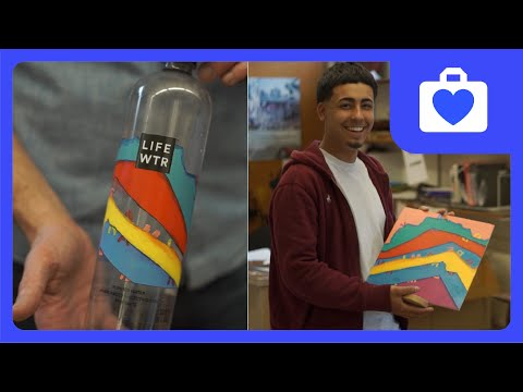 Meet High School Art Student Luis Gonzalez, and Hear About How Art Transformed His Life! Mp3