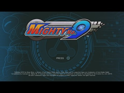 Let's Play Mighty No. 9! (Part 1)