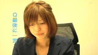 「東京俳優市場2010春」第2話から本島愛子さんのインタビューです。
