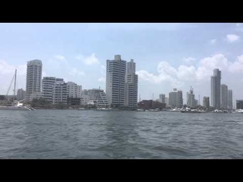 Paseo por Cartagena en Bote