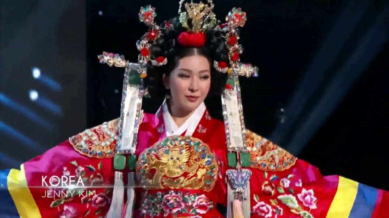 National Costume Miss Universe Korea 2016