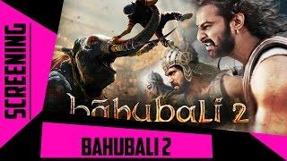 Special Screening Of Film 'Baahubali 2' At YRF