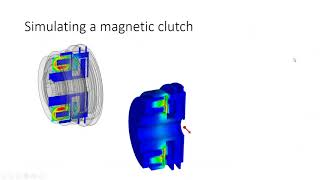Simulating Magnetic Clutches inside SOLIDWORKS
