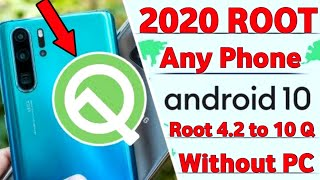 2020 BEST ROOT | How To ROOT Any Android Phone Without PC & Kingoroot| ROOT 4.2 TO 10 |