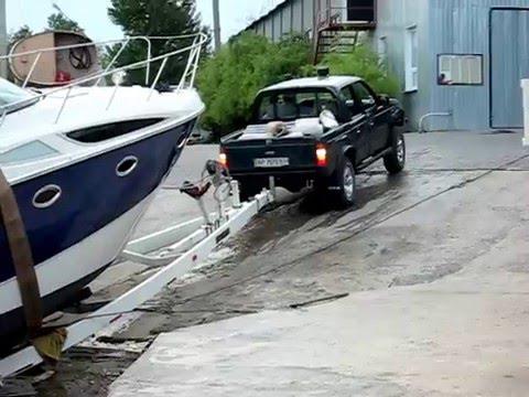 Тюнинг катера С-54. Катер С-54 «люкс», видео.