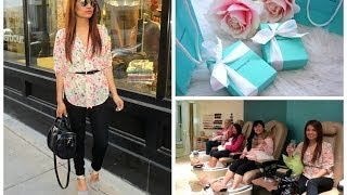 Fashion Video Fail, Tiffany and Co Gifts, and Sprinkles!