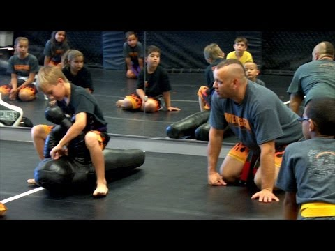 What is the best martial art for kids? - Fred Mergen