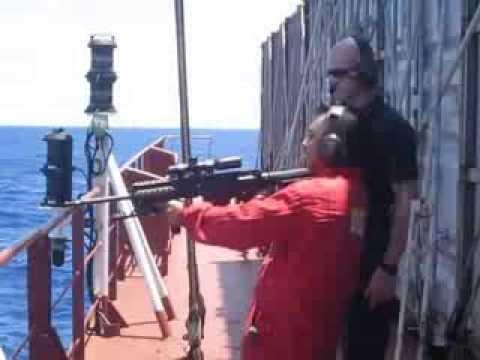 Anti piracy attack. Maritime security. ibs Hamburg