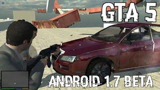 GTA 5 на андроид [Los Angeles Crimes v1.7 beta]